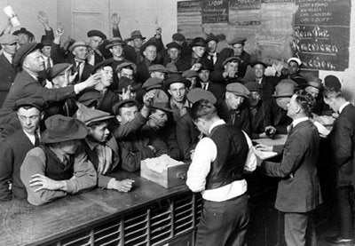 1929 Stock Market Crash: Republican Coffee