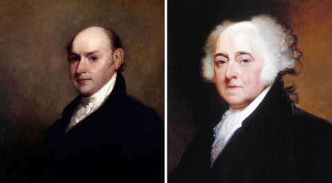 John Adams and John Quincy Adams: Republican Fathers and Sons: Republican Coffee