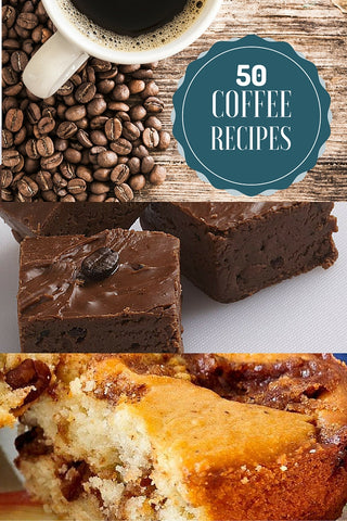 50 Recipes that use coffee as an ingredient: Republican Coffee