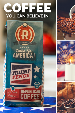 Republican Coffee: coffee you can believe in