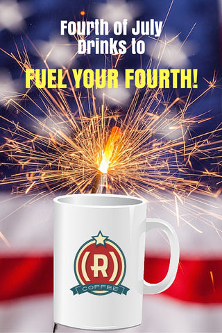 Fuel Your Fourth of July: Republican Coffee Drinks for Summer