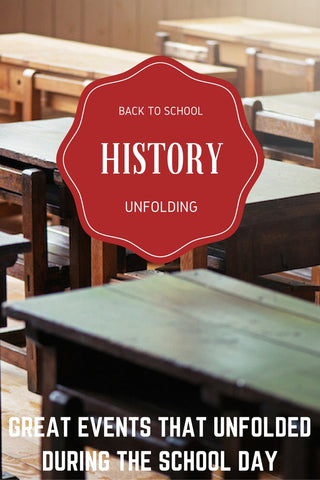 Back To School: History Unfolding in the classroom; Republican Coffee