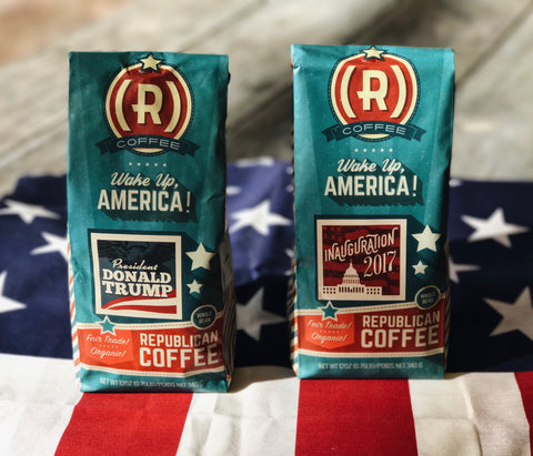Republican Coffee Inauguration Limited Edition Set