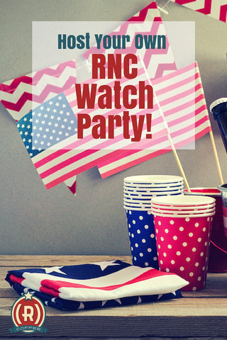 10 ideas for an RNC watch party