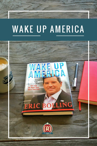 Wake Up America by Eric Bolling book review