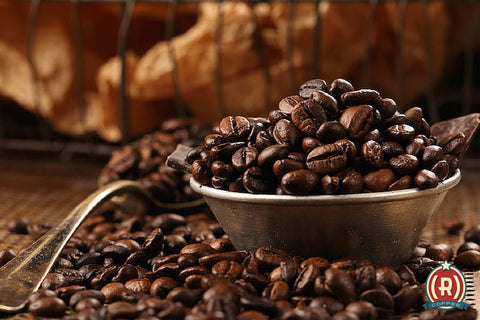 Republican Coffee: Coffee Beans in Bowl