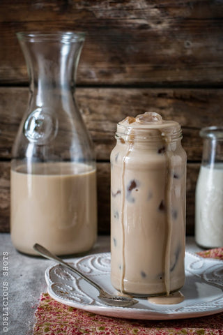 Sweetened Condensed Milk Iced Coffee: Republican Coffee