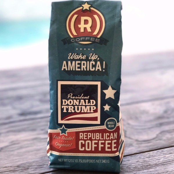 President Donald J. Trump -  - Coffee - Republican Coffee - 1