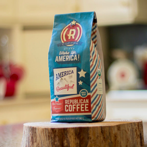 America the Beautiful -  - Coffee - Republican Coffee - 1