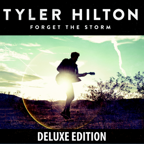 "SIGNED ""FORGET THE STORM"" - DELUXE VERSION (15 TRACKS)"