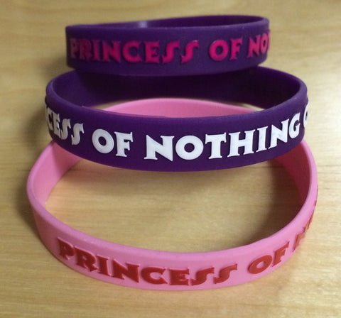 PRINCESS OF NOTHING CHARMING - BRACELET (2 PACK) NOTE: Only 2 Designs Are Left