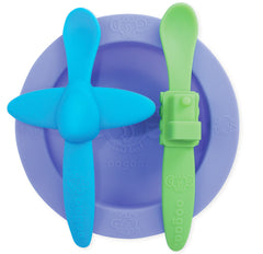 Oogaa Silicone Meal Set