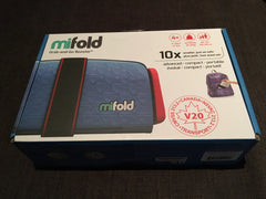 mifold - The Grab and Go Booster Seat