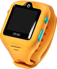 dokiWatch - The World's Most Advanced Smartwatch for Kids