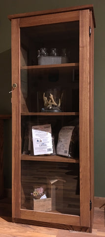 Cabinet With Glass Door