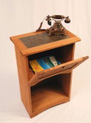 Night Stand With Slate Top - Made To Order