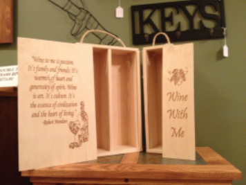 Wine Boxes - All Sizes