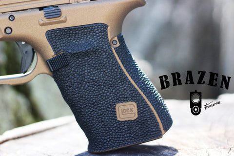 Stippling - Glock, SIG, H&K, S&W, and others – Brazen