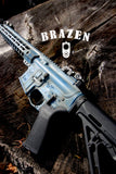 Cerakote Rifles - Upper/Lower/Handguard - Battleworn