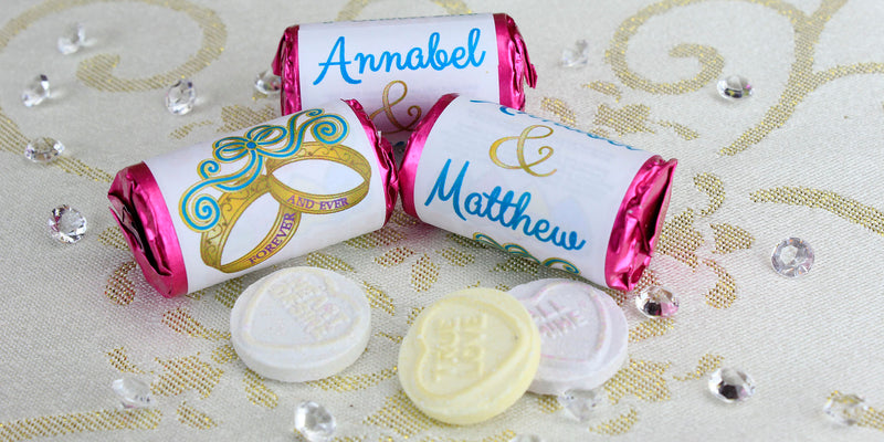 Personalised Lovehearts