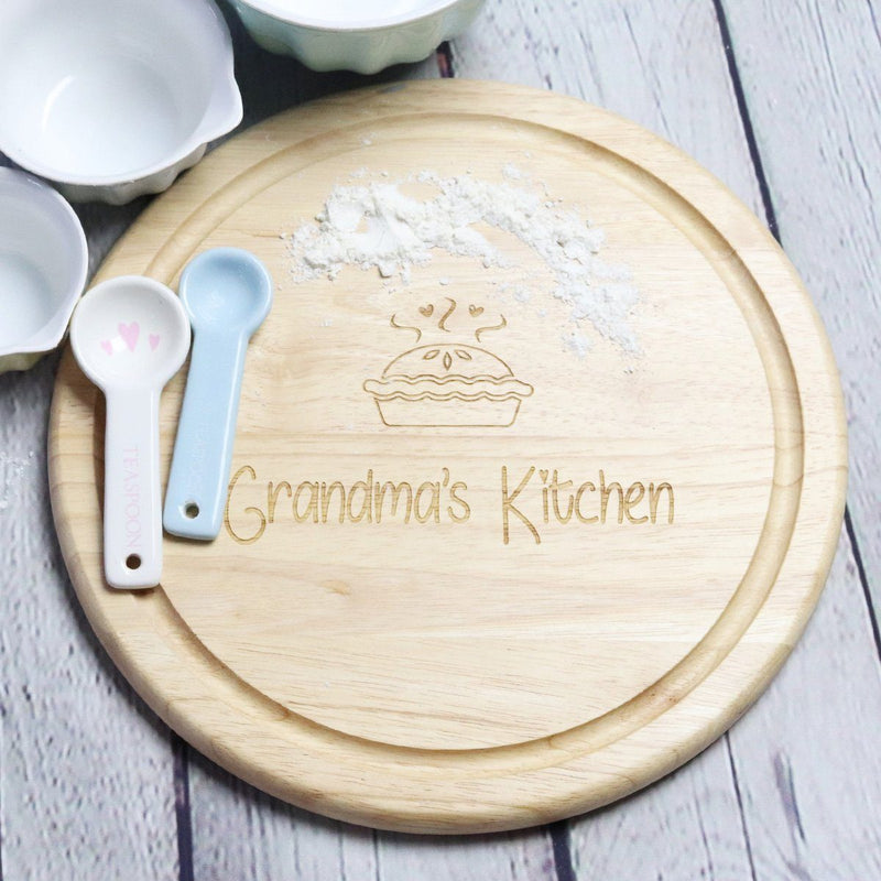 Cheese Board - Personalised Chopping Or Cheese Board - Steaming Pie
