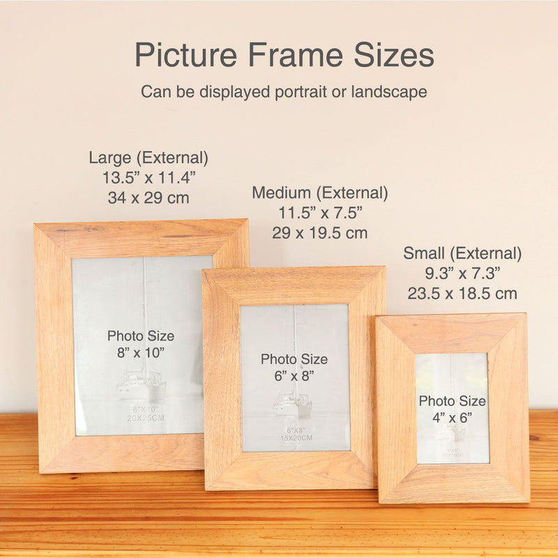 Photo Frame - Personalised Baby Photo Frame - Best Mummy Daddy Ever
