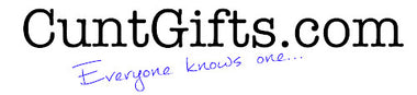 Cunt Gifts Logo