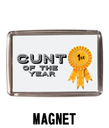 Cunt of the Year - Mouse Mat