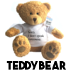 I Don't Speak Cuntonese - Teddy Bear