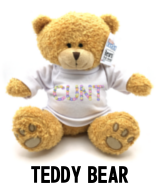 Flowery Cunt - Teddy Bear