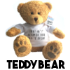 There's no I in team - Teddy Bear