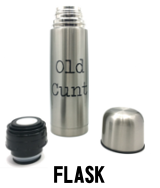 Old Cunt Flask