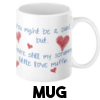 Scrummy Little Love Muffin - Mug