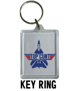 Top Cunt - Key Ring