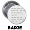 Wow - Badge