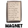 Wow - Magnet