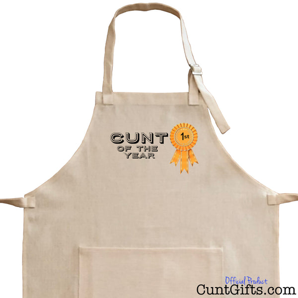 Cunt Of The Year - Apron