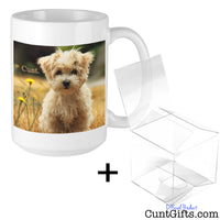 Little Dog Cunt - Mug and Gift Box