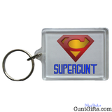 Supercunt - Key Ring