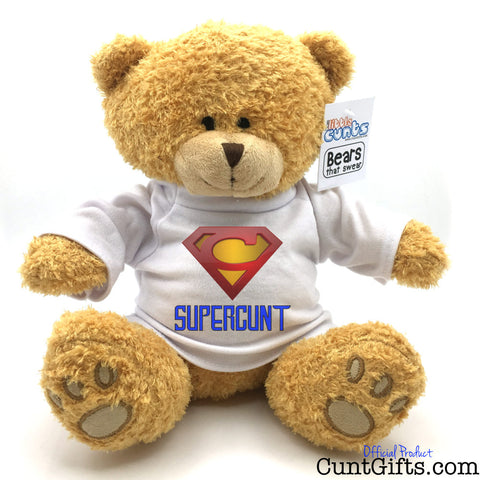 Supercunt - Teddy Bear