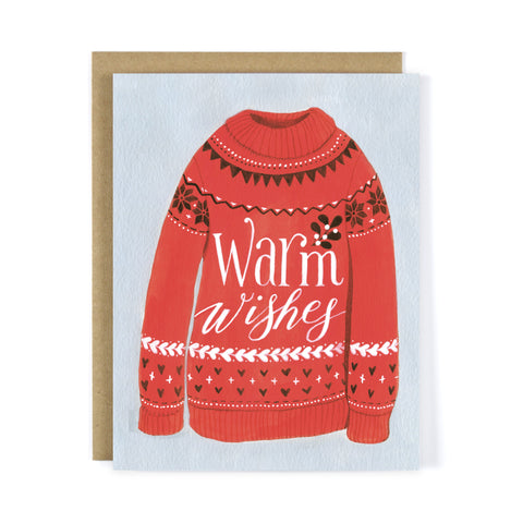 Ugly Sweater - Christmas Card