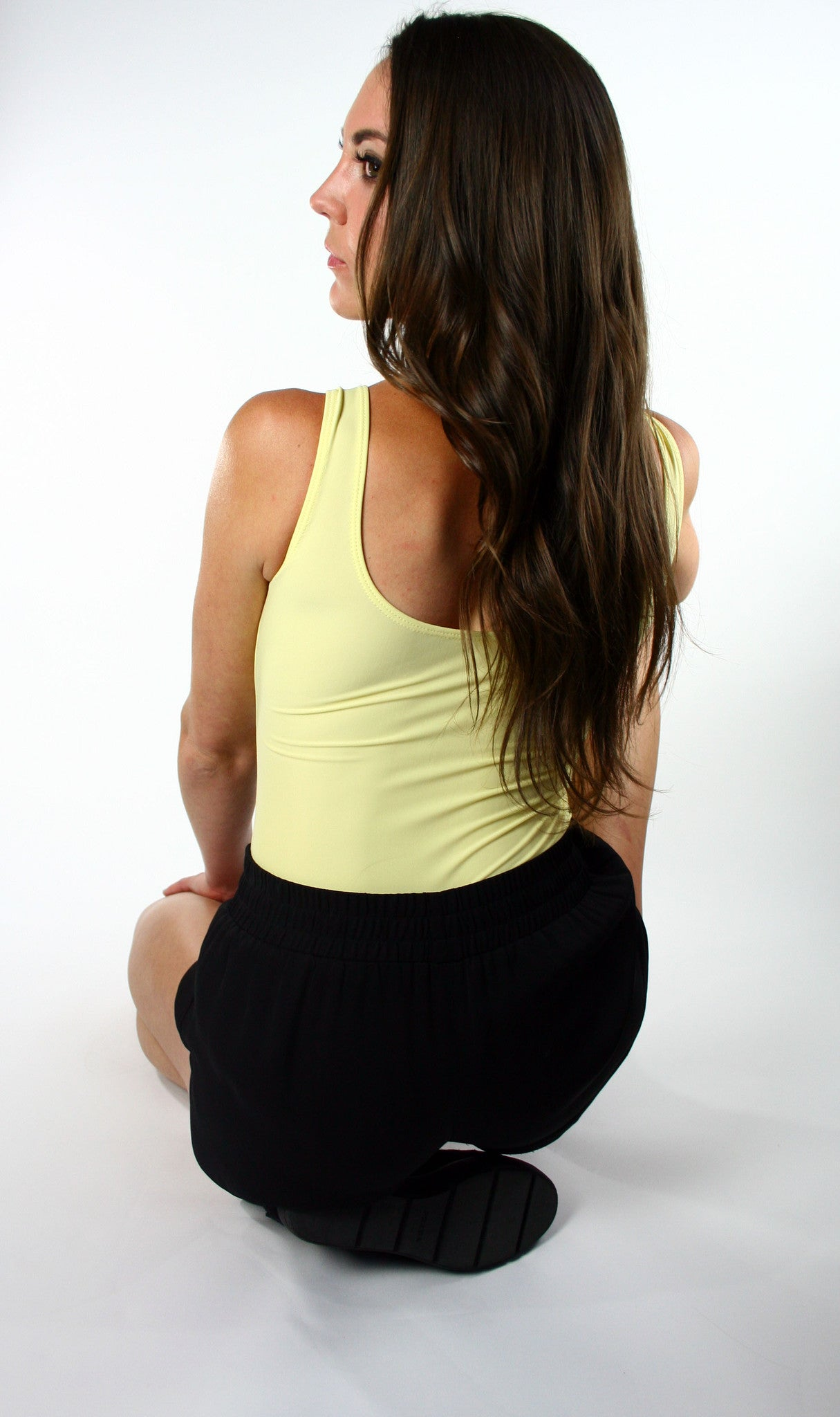Body Suit Yellow Buttercup