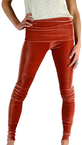 Velvet Goldmine Amber Fashion Legging