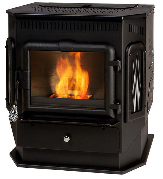 49-TRCPM MULTI-FUEL STOVE - 2,200 sq. ft.