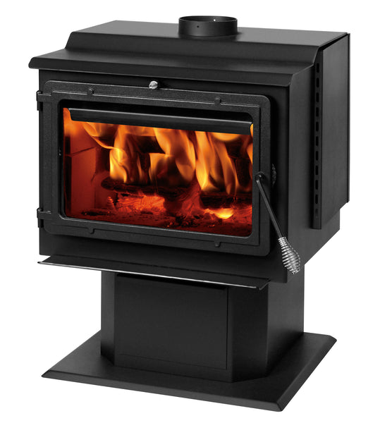 50-TRSSW02 - EPA Certified Non-Catalytic Wood Stove - 2,400 sq. ft.