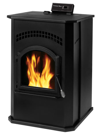 55-TRPCB120 - EPA Certified Pellet Stove - 2,200 sq. ft.
