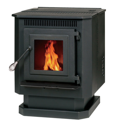55-TRP10 - PELLET BURNING STOVE - 1,500 sq. ft.