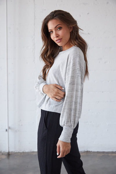 Frankie Knit Top