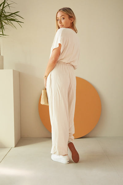 True Love Linen Jumpsuit