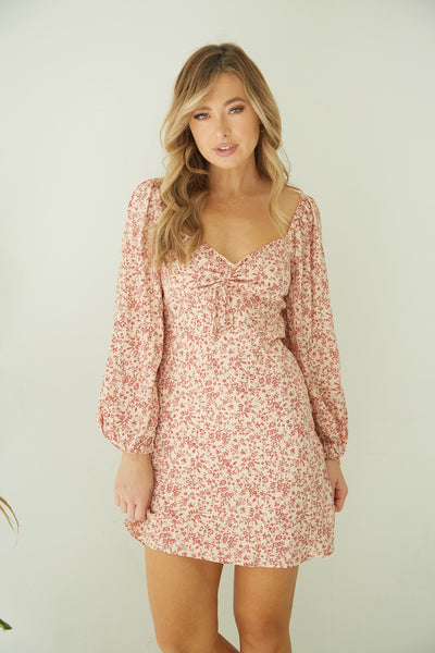 Native Daughters Fearless Floral Dress